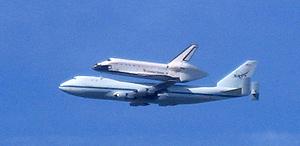 shuttle endeavor
