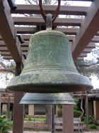 bell at mission san luis obispo